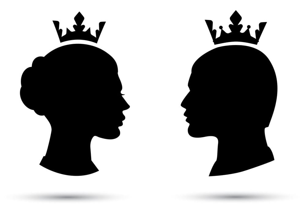 You have been selected to be king or queen of your school