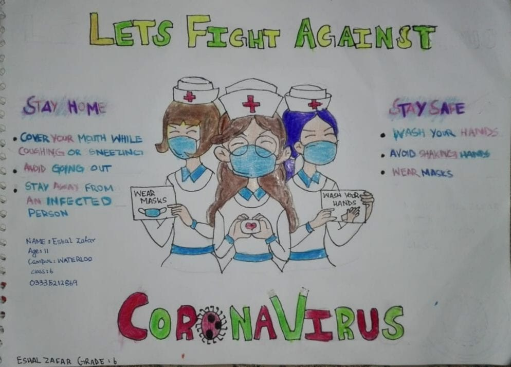 Let's Fight Against Corona Virus