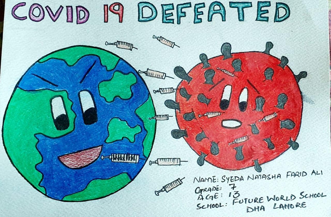 Covid'19 Defeated