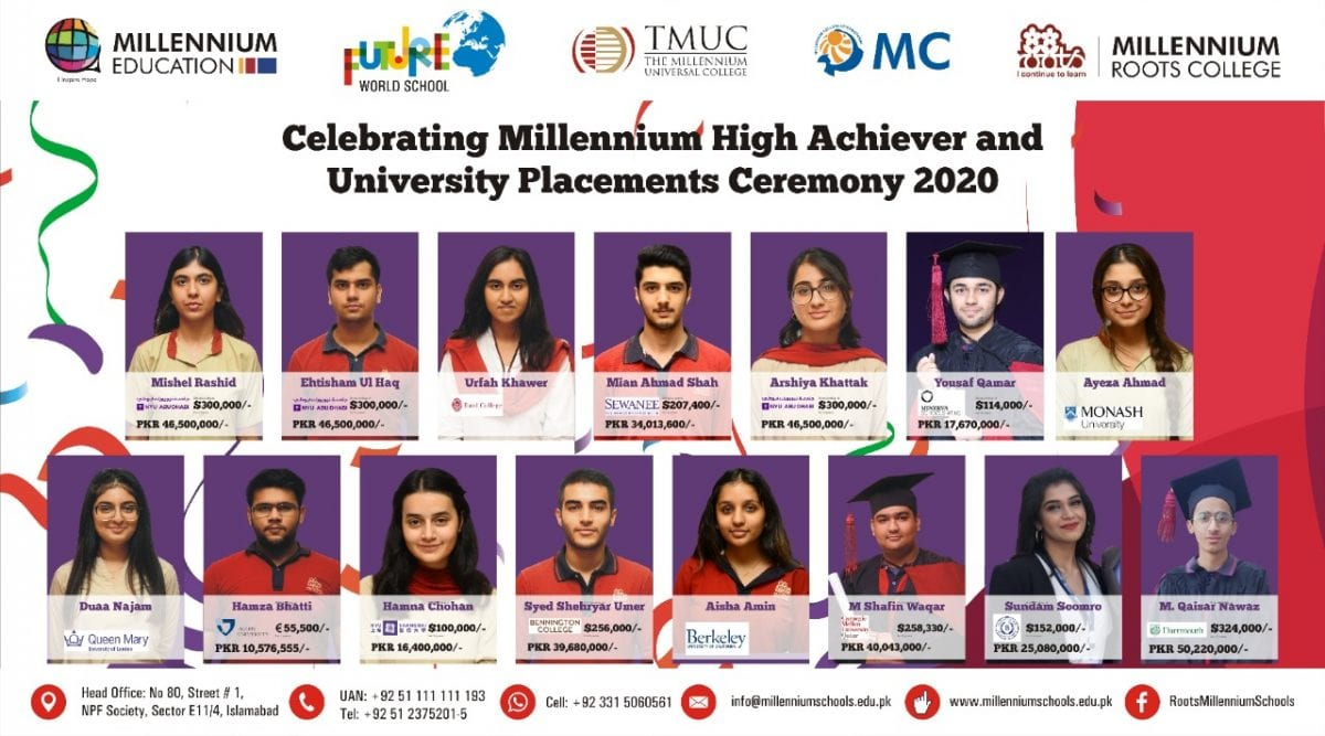 TME holds Virtual High Achievers Ceremony