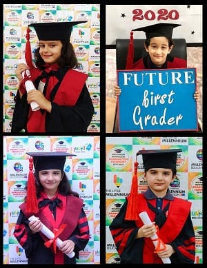 Virtual Early Years Graduation