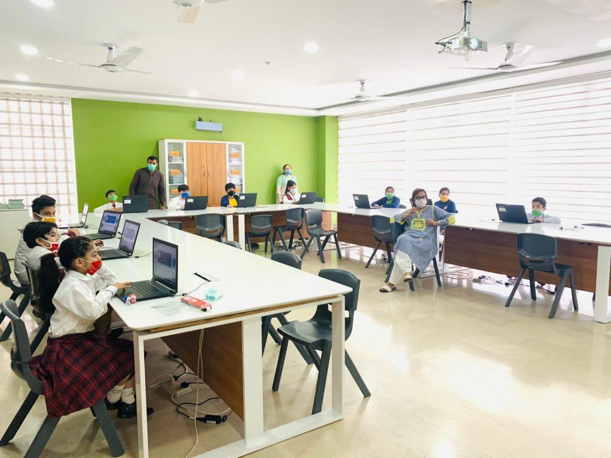 The Digital Era – Electronic Voting at Future World School
