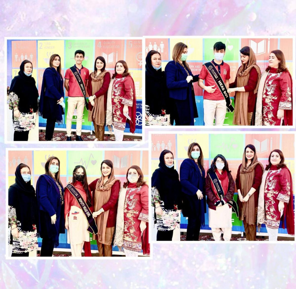 Investiture Ceremony at Millennium College Khyber Campus Peshawar