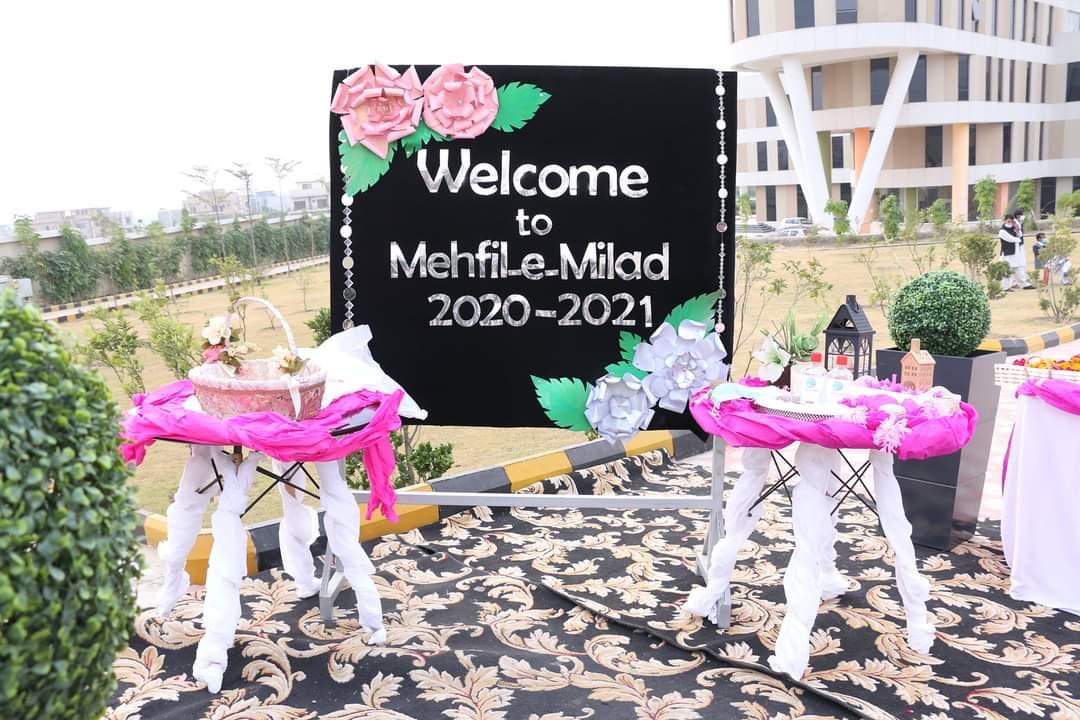 Future World School Organized Mehfil – e – Milad on Eid Milad Un Nabi to Express Love for Prophet Muhammad (PBUH)