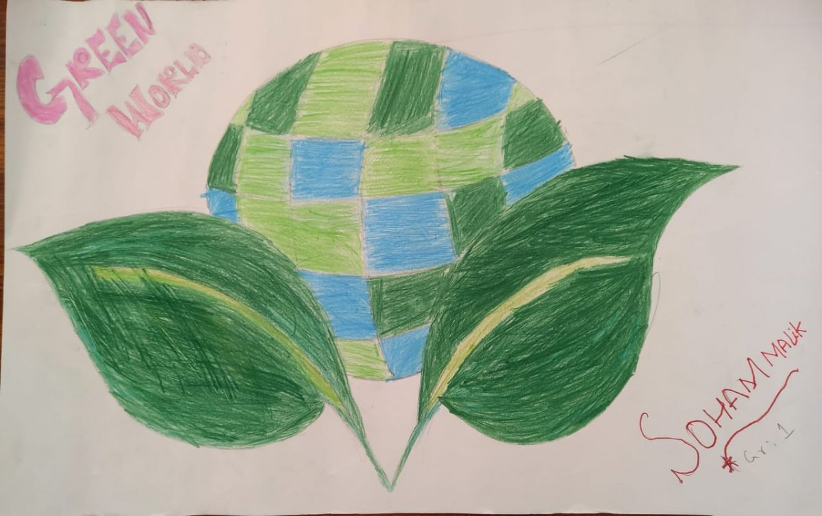 World Children`s Day – 2020 Artwork by Our Millennial Star