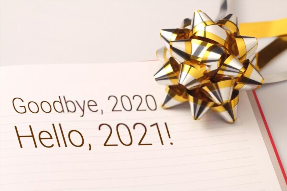 What Will I Do On The First Day of 2021?