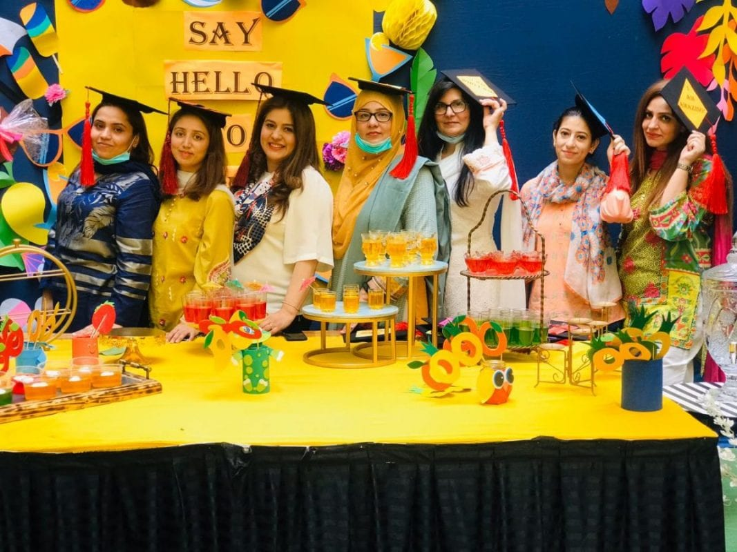 Tutti Fruity Graduation Party