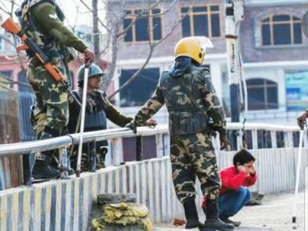 The Brutality of Indian force in Kashmir should be Banished by UNO