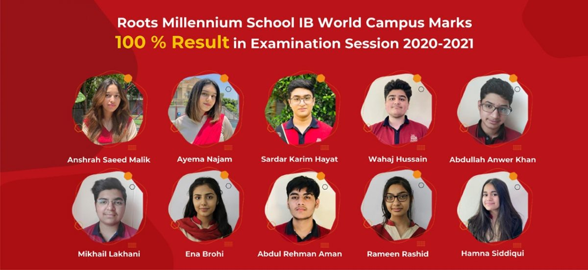 RMS One World Campus Marks 100% IB Result